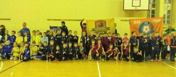 """Vaikų U-9 futbolo turnyras """"Futboliukas Cup"""""""